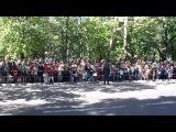 Парад Победы в Новороссийске 9 мая 2013 г.